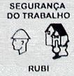 Símbolo do curso de Segurança do Trabalho.